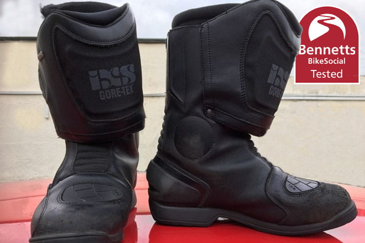 IXS Ultra Evo II motorcycle boots review_01