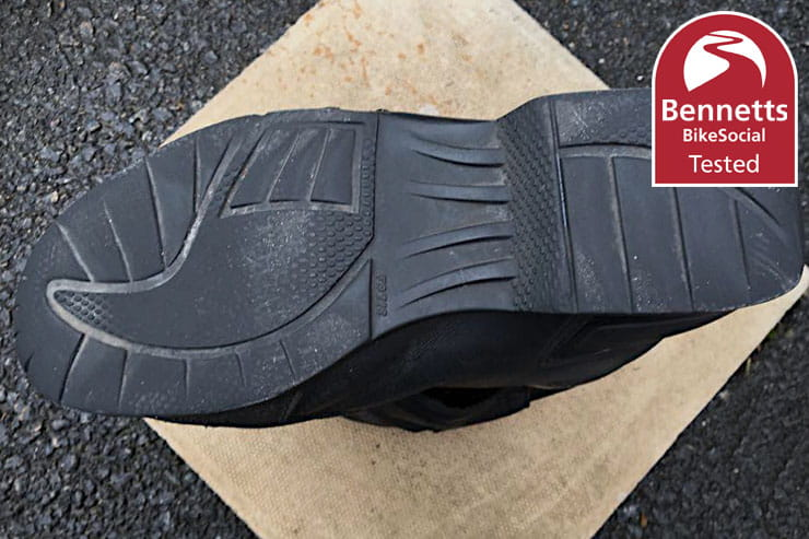 IXS Ultra Evo II motorcycle boots review_05