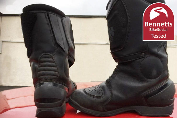 IXS Ultra Evo II motorcycle boots review_07