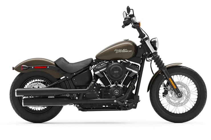 With the current resurgence in stripped-to-the-basics bobbers, we put the Street Bob 107 to the test.