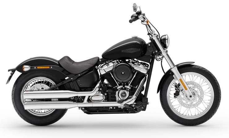 The Softail Standard disappeared from the Harley range in 2007. Now it's back.