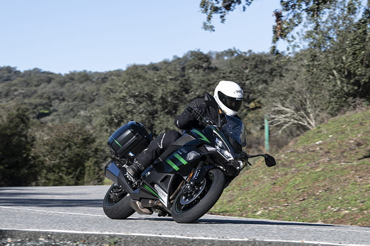 Kawasaki's roadgoing sports bike inherits the Ninja title, gets a TFT display, improved traction control, ABS and comfort