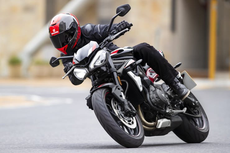 Revamped engine, new looks and more equipment for 2020 Triumph Street Triple R – and it costs less than last year's bike too.