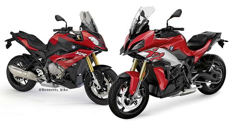 The new BMW S1000XR promises to be even more versatile than the 2015-2019 model. Should current owners trade up? Full Bennetts BikeSocial review…