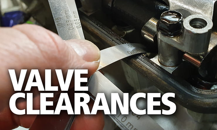Adjusting valve clearances is one of the most challenging maintenance jobs for your motorcycle. But it's also really important; here's how to do it yourself
