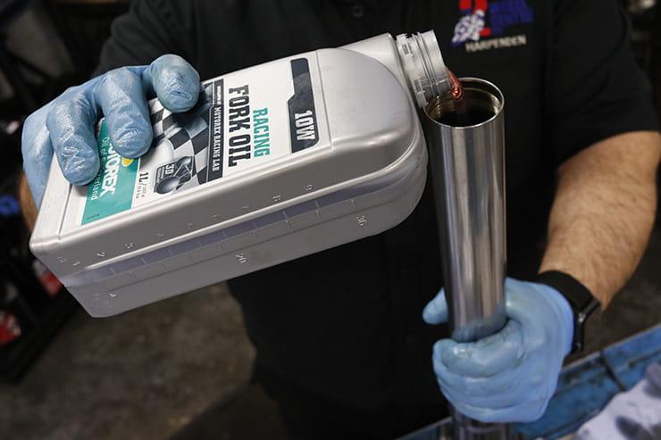 Knob Fork Repair Parts Kit Sports Outdoors Set Oil Bar Base Adjustment Locking