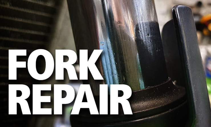 If your fork seals leak your motorcycle will handle poorly and be unsafe. Here's how you can fix them yourself, with our DIY guide to motorcycle maintenance