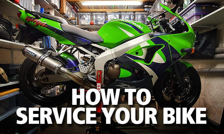 Servicing your own motorcycle can save you a fortune while keeping it running at its safest and best. How to change the oil, filters and spark plugs…