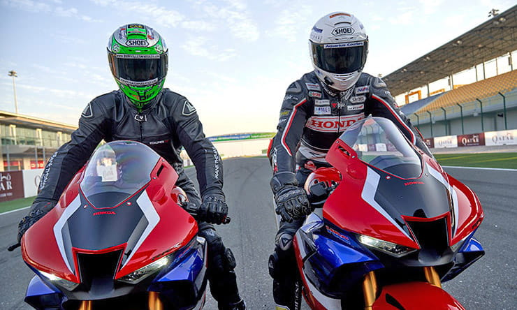 Their past teammate experiences, how influential Andrew was in Honda's recruitment of Glenn, first thoughts on the new Fireblade and Showdown predictions!