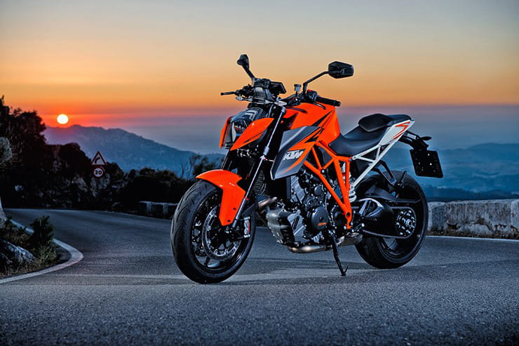 If you're hunting for a KTM 1290 Super Duke R (2013 - 2019) then make sure to take a look at our buying guide for a bit of handy advice first