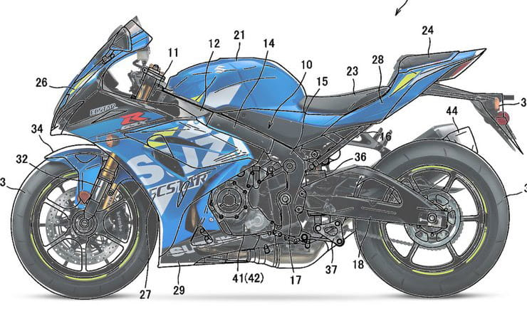 Suzuki planning to adopt hydraulic variable valve timing on next GSX-R1000