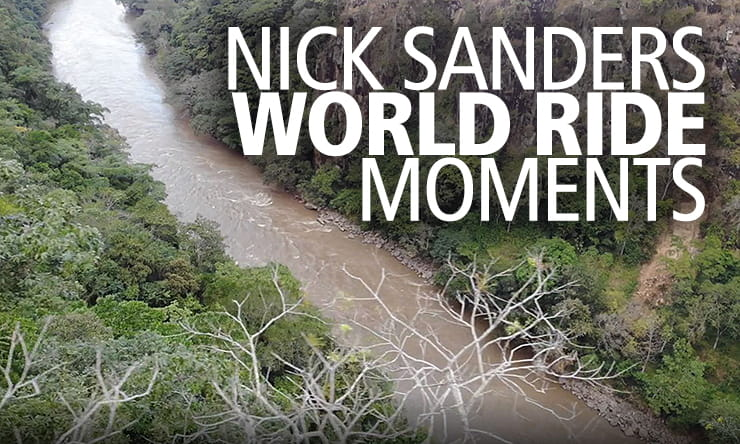Nick Sanders World Ride Moments #13