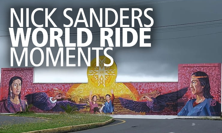 Nick Sanders World Ride Moments #14