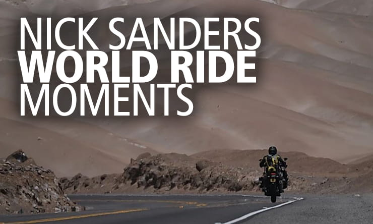 Nick Sanders World Ride Moments #15