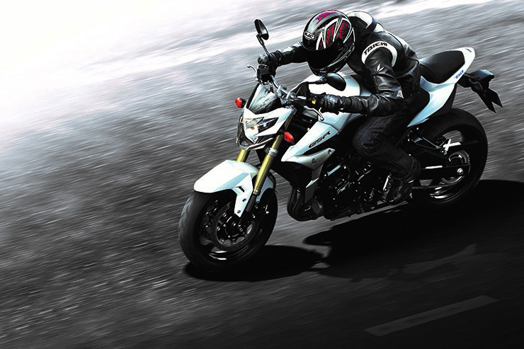 If you're hunting for a Suzuki GSR750 (2011 - 2016) then make sure to take a look at our buying guide for a bit of handy advice first