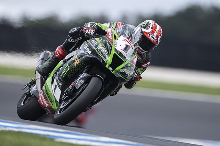 All the latest results, tables and TV Schedules for the 2020 WSBK season