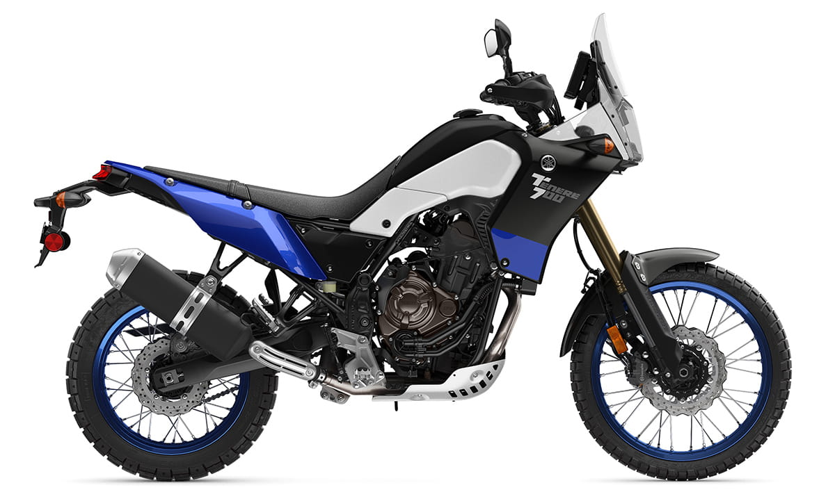 Yamaha planning to add XTZ690D-B Tenere 700 Rally to the range