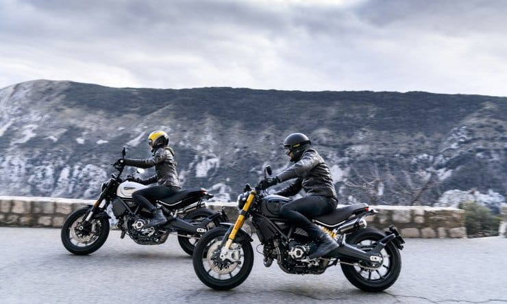 Official: Ducati Scrambler 1100 PRO and 1100 Sport PRO