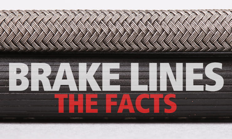 Are braided brake lines better than rubber? How long do they last, what makes a good hose and what should you watch for in cheap ones? Your questions answered