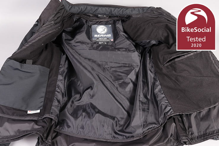 Full review of the Bering Balistik Laminate jacket and pants – the warmest motorcycle textiles we've worn, at £570, is this the best buy waterproof kit?