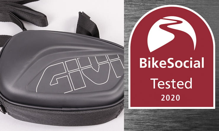 Tested: Givi ST608 Sport-T leg bag review