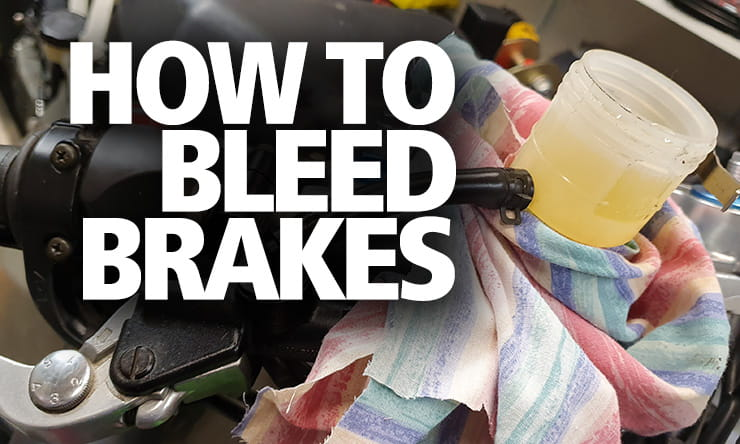 It's important to change your brake fluid regularly, so understanding how to bleed brakes is vital. Here we'll also show you how to fit new braided lines…