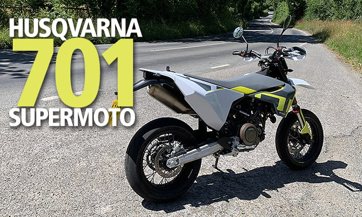 Finally a Supermoto that lives up to the hype. Husqvarna's 701SM is a single-minded but credible alternative to sports bikes