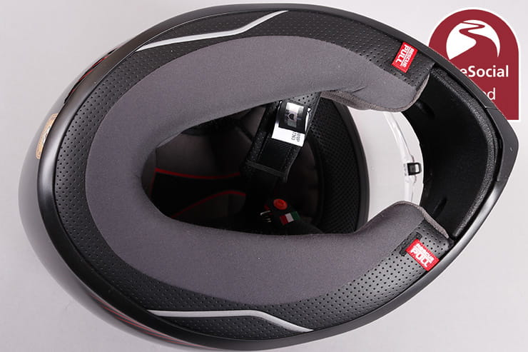 Costing from £360, is the AGV K6 motorcycle helmet any good? 3,500 mile review, day-in, day-out to find out if this bike lid is the best value option