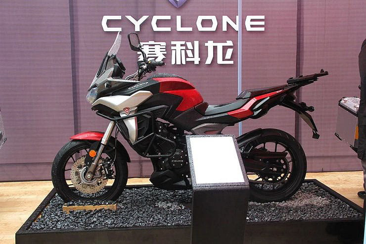 How China is becoming a new motorcycling superpower