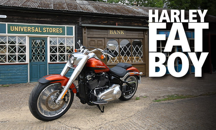 Celebrating 30 years in production, we see what made the Fat Boy such an iconic bike. Is it still bad to the bone?