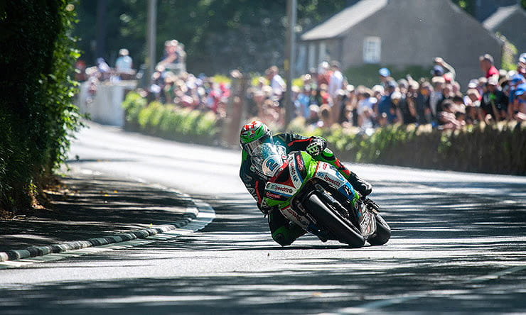 Apex speeds in excess of 155mph & lean angles greater than 49 degrees on the TT course. We look at James Hillier's data to find the five fastest TT corners.