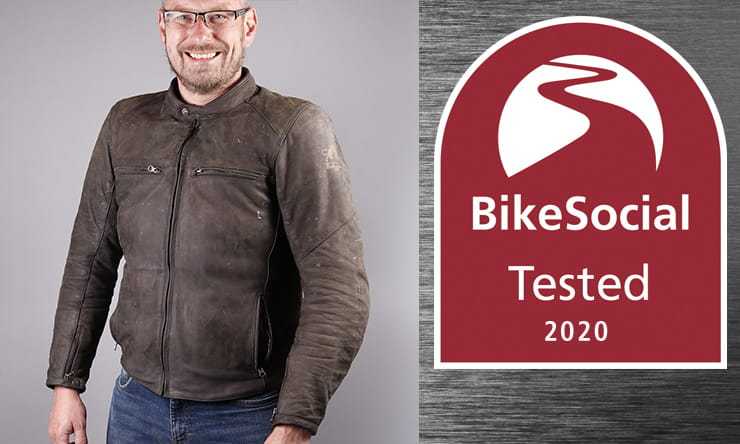 Full review of the Furygan Vince V3 leather motorcycle jacket, which is compatible – and tested – with the Fury Air Bag. Is this the best bike jacket?