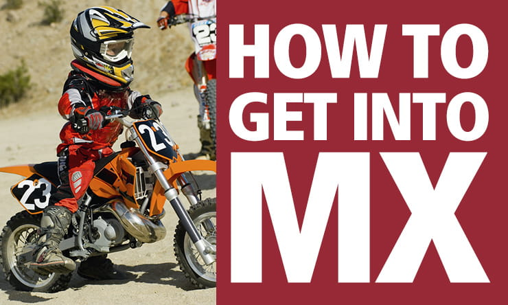 How to start your child in motocross. Get your kid into riding with everything you need to know, from what age to start, what bike to buy and where to do it