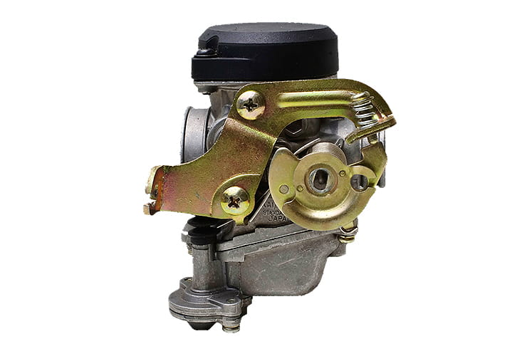 Carburettors are relatively easy to clean so the task should be near the top of your 'jobs to do' list if your motorcycle is playing up. Here