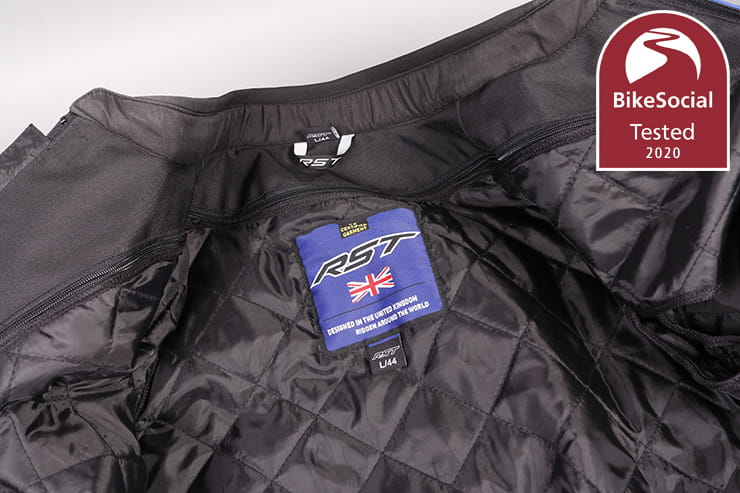 Full review of the RST Pilot waterproof textile motorcycle jacket, which promises CE-certified protection on a real budget. Cheap bike gear tested…