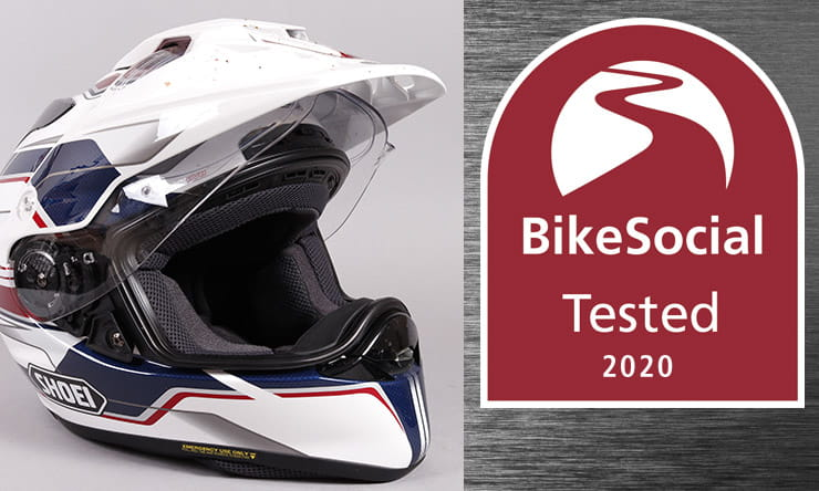 The Shoei Hornet ADV on review here is a direct competitor to the Arai Tour-X 4. In this test we decide which is best for your motorcycle and riding style