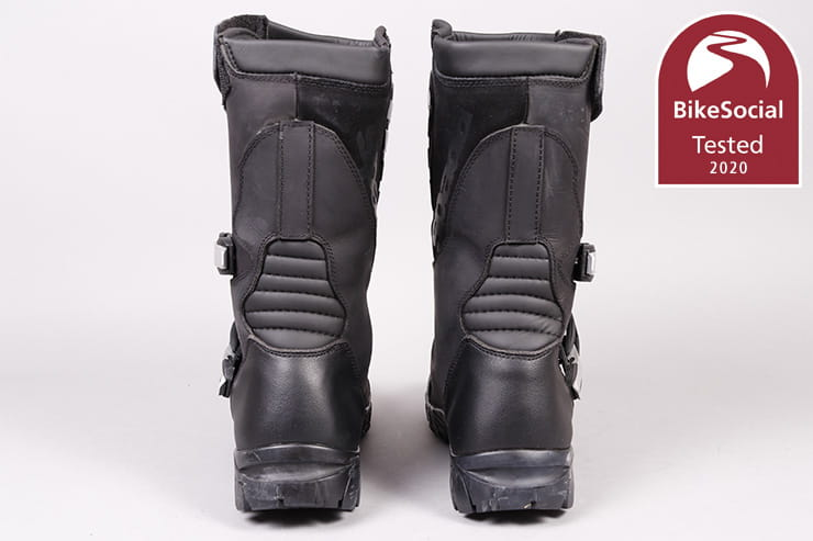Tested Spada Raider Waterproof Boots Review