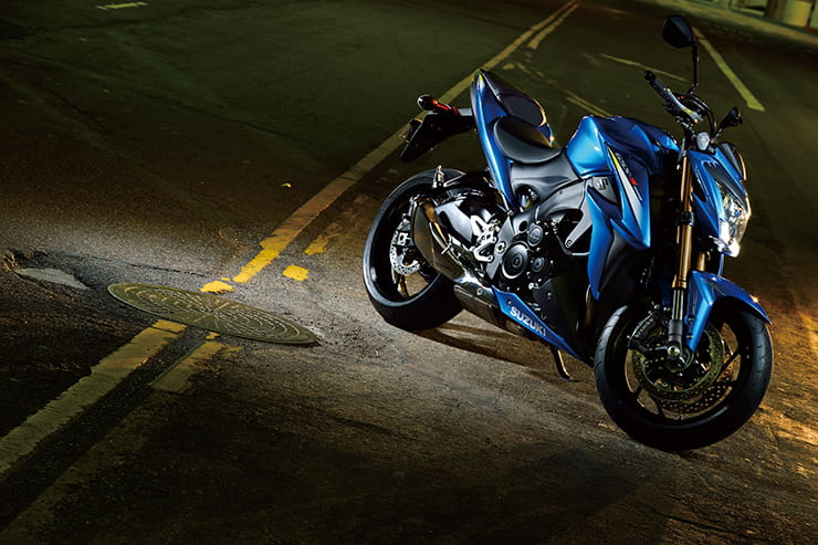 Suzuki's middle-of-the road naked and faired allrounders that so nearly hit the mark