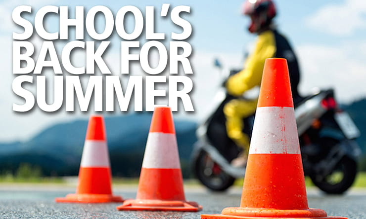 Training schools and test centres to restart on Saturday 4th July after three-month hiatus