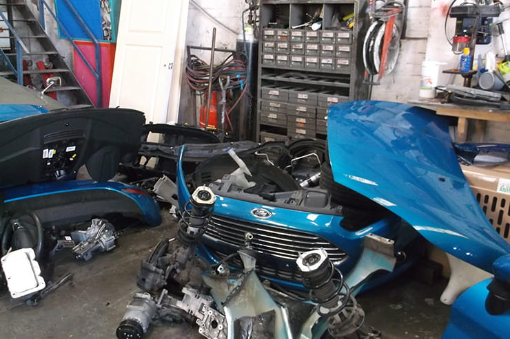 Where do stolen motorcycles go? Rung, cloned, stripped or exported?