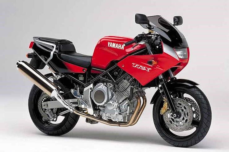 The pros, cons, specifications and more of the Yamaha TRX 850 – what to pay and what to look out for