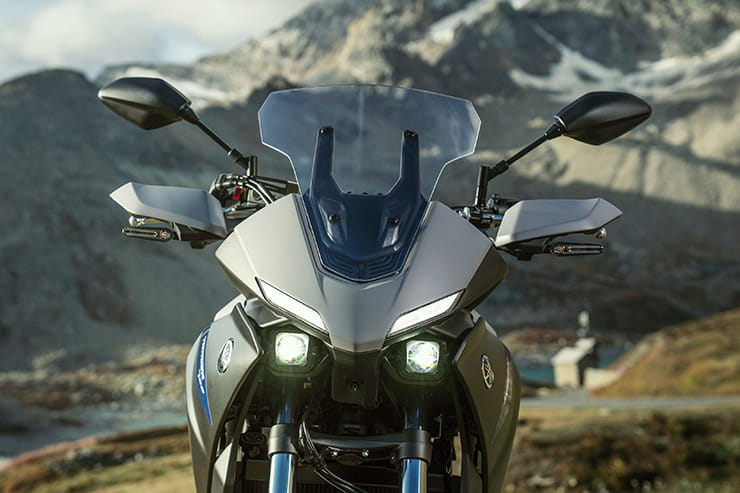 Yamaha's brilliant middleweight all-rounder gets funky new styling, Euro 5 emissions and improved suspension to become even more brilliant