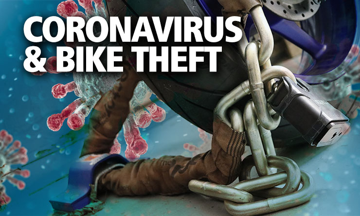 Police are reporting that thieves are sticking out like a sore thumb, but how safe is your bike from theft during the Coronavirus lockdown?