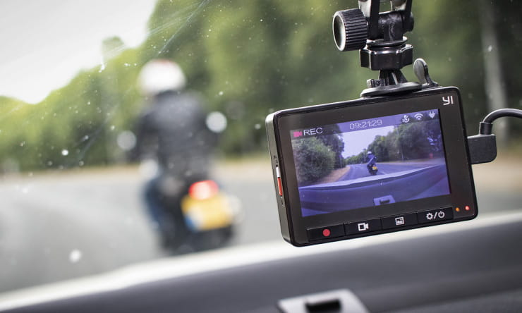 Could the spread of dashcams give riders the chance to shine?