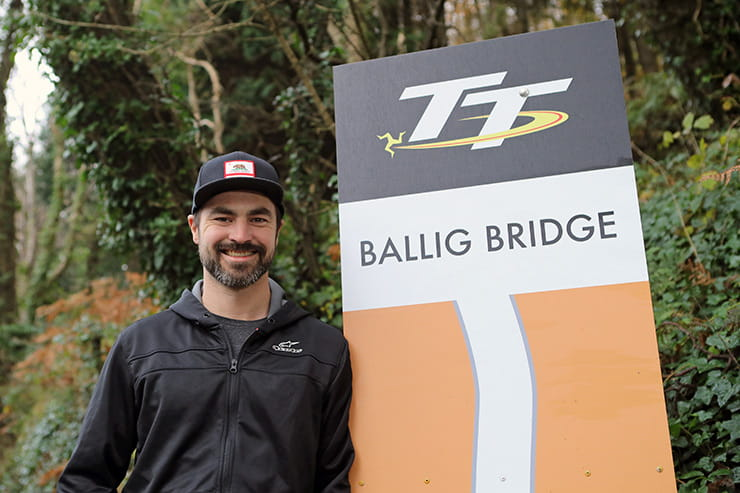 Pikes Peak 2019 winner, Rennie Scaysbrook, son of Mike Hailwood's 1978 team mate, Jim, is set for his TT debut and we'll be following his story.