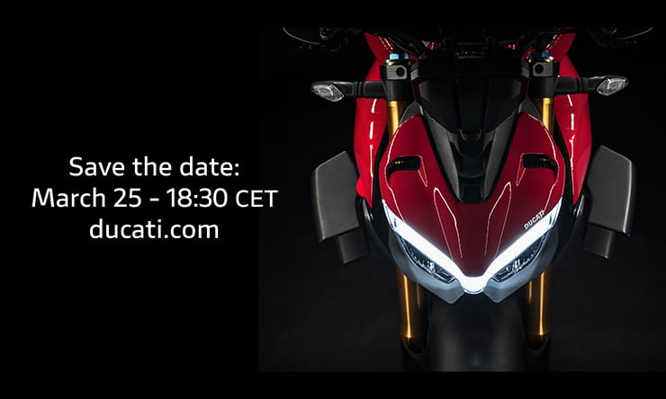 Ducati Designer Jeremy Faraud will guide the viewers through the style concepts that gave life to the Ducati Streetfighter V4