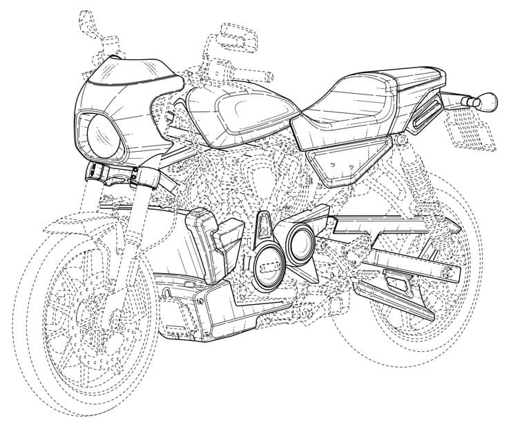 More new water-cooled Harley-Davidsons coming later this year including Cafe Racer and Flat Tracker