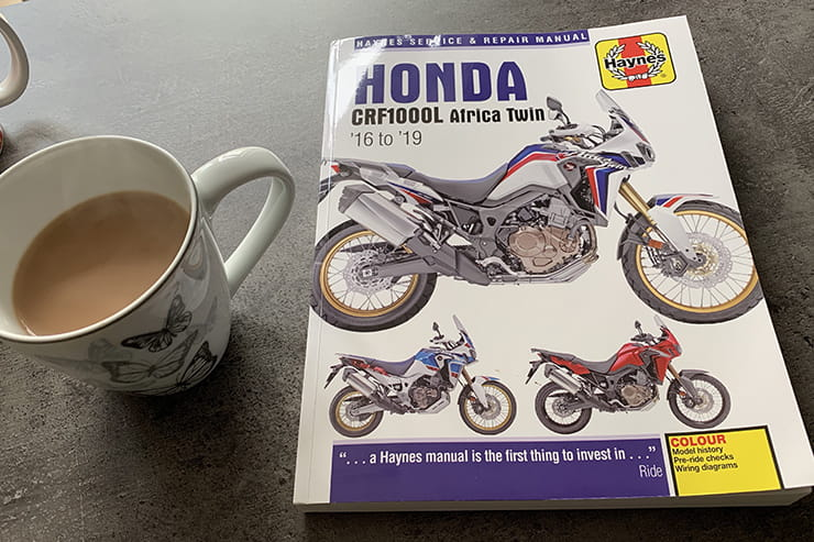 Haynes manuals have been helping bike and car owners save money on servicing since 1955. This is why it's the best thing you can buy for your motorcycle