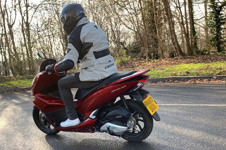 Versatile, convenient, lightweight and cheap commuting - whizzing around town has never been this easy. We review the UK's best-selling PTW.