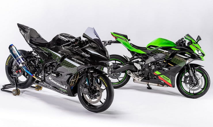 New four-cylinder 250cc Kawasaki ZX-25R spawns one-make race series